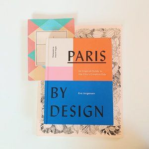 Paris by Design, book by Eva Jorgensen